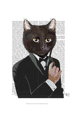 James Bond Cat