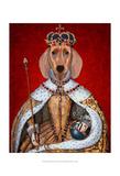 Dachshund Queen
