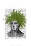 Asparagus Fern Head Plant Head