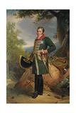 Portrait of Charles-Ferdinand D'Artois  Duc De Berry