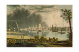 The City of Charleston  Engraved by WJ Bennett  1838
