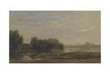 On the Oise  1863