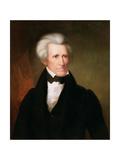 Andrew Jackson  1835