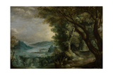 Imaginary Landscape  after 1600