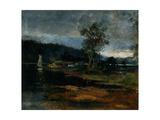 Low Tide  Hawkesbury River  1887