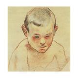 Head of a Boy; Tete De Garcon  1886-1888