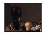 Still Life with Wine Glass  1628