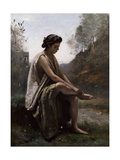 The Wounded Eurydice  C1868-70
