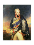 Portrait of Ernest  Duke of Cumberland and King of Hanover (1771-1851)
