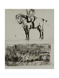 Study of the Battle of Waterloo