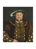 King Henry VIII  C1540s