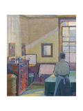 Interior (Mrs Mounter)  1917