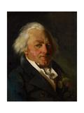 Portrait of Simeon Bonnesoeur-Bourginiere  C1812-15