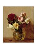 Roses  1884