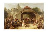 Merrymaking  1841