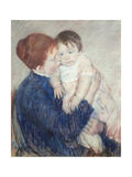 Agatha and Her Child  1891