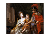 Hectors Departure  1776