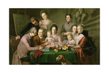 The Peale Family  C1770-3