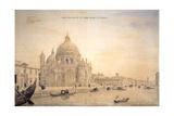 Chiesa Della Salute  Grand Canal  Venice