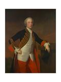 Portrait of a Gentleman  1745