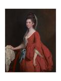 Portrait of Dorothy Beridge  Nèe Gladwin (D1792) 1777