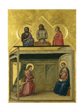 The Annunciation and Christ Suffering  C1351-75