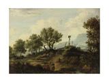 The Aberuchills (The Loch Aber Hills)  1824