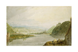 Remagen and Linz  1817