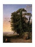Landscape Near Frascati  1783