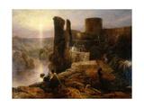 Barnard Castle  County Durham  C1826