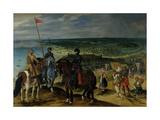 Battle Scene  1601-15