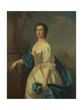 Portrait of a Lady  C1744