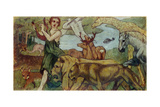 Orpheus and the Animals  1907