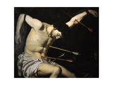 Saint Sebastian  Ca 1623