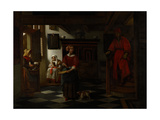 The Asparagus Vendor  1675-80