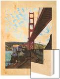 """""""Fishing Under the Golden Gate""""  November 16  1957"""