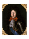 Louis XIV as Dauphin