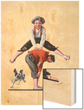 """""""Leapfrog""""  June 28 1919"""