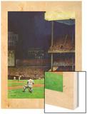 """""""Yankee Stadium """" April 19  1947"""