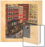 """Gramercy Park "" March 25  1944"