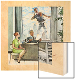 """Window Washer""  September 17 1960"