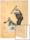 """""""Gramps at the Plate""""  August 5 1916"""