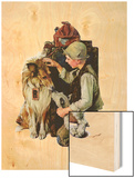 """Making Friends"" or ""Raleigh Rockwell""  September 28 1929"