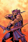 Hawkeye No5 Cover: Hawkeye