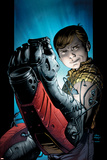 Ultimate Iron Man No3 Cover: Iron Man  Stark and Tony