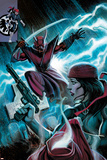 What If Daredevil vs Elektra No1 Cover: Elektra