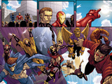Avengers: The Initiative No8 Group: Sentry