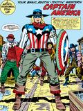 Captain America Bicentennial Battles: Captain America