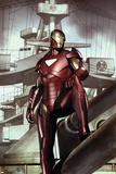 Iron Man: Director Of SHIELD No32 Cover: Iron Man