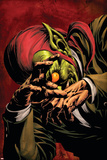 Dark Avengers No5 Cover: Green Goblin
